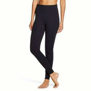 Assets by Spanx Small Ponte Shaping Leggings